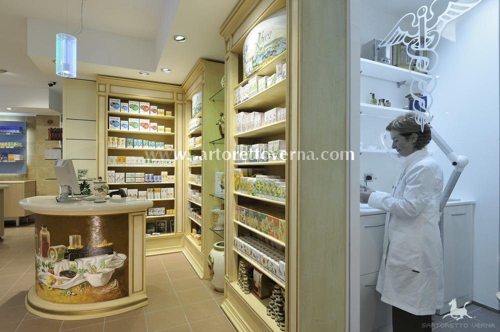 Laboratorio galenico per farmacia e parafarmacia for Arredamento parafarmacia
