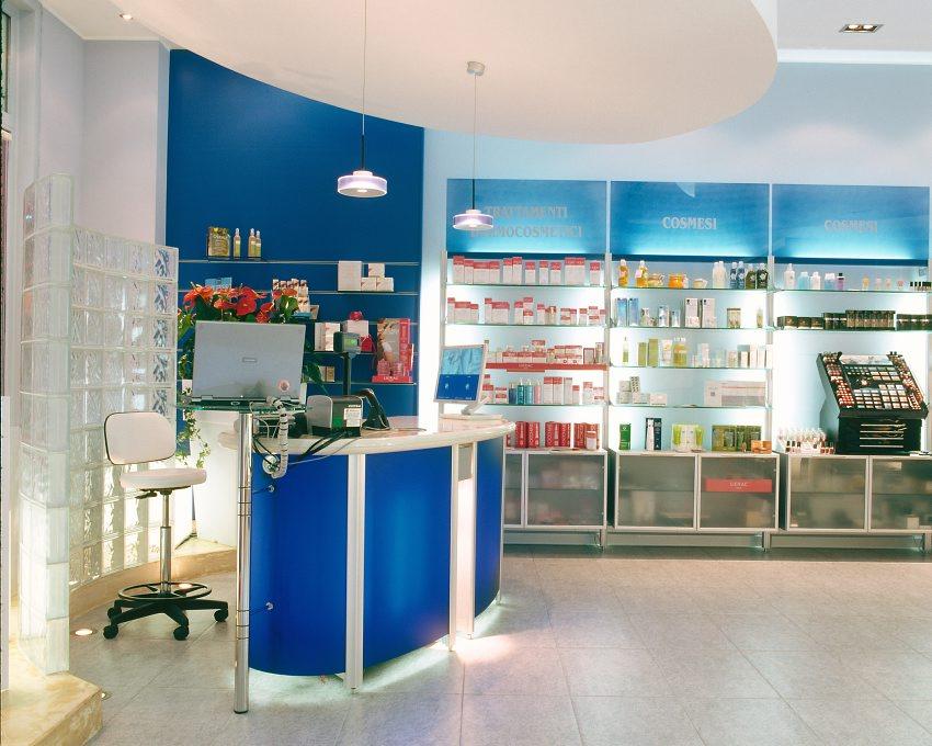 Bersani liberalizzazioni farmacie parafarmacie for Clou arredi farmacie